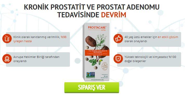 prostatit ve potens için araçlar